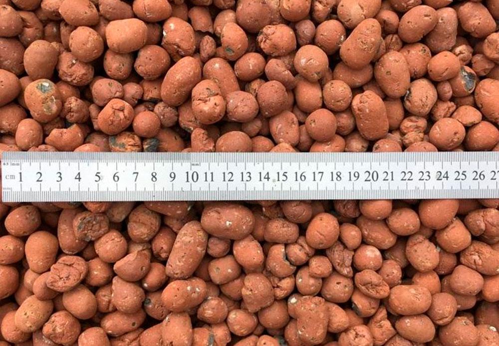 Керамзит, фракция 10-20 мм