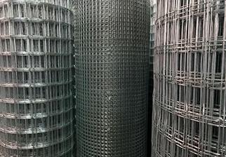 Сетка заборная металлическая