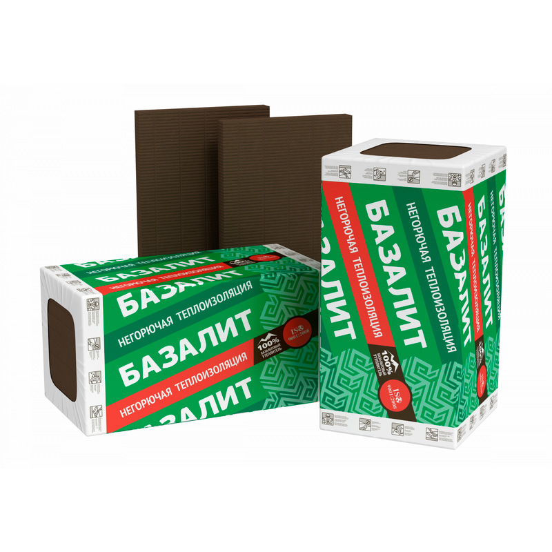 Базалит Л-50 50 мм, 6 плит