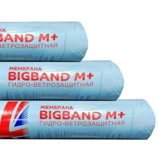 Мембрана гидро-ветрозащитная BIGBAND М+
