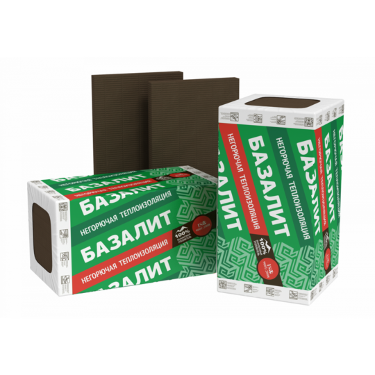 Минплита Базалит Л-30 50 мм, 9 плит